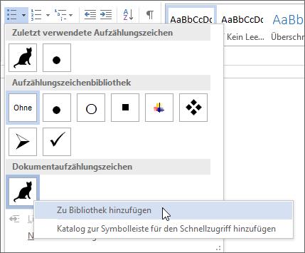 Erstellen benutzerdefinierte Aufzählungszeichen mit Bildern oder Symbolen 0bfc5e14-39da-45d2-85e6-e302d3d88054.png