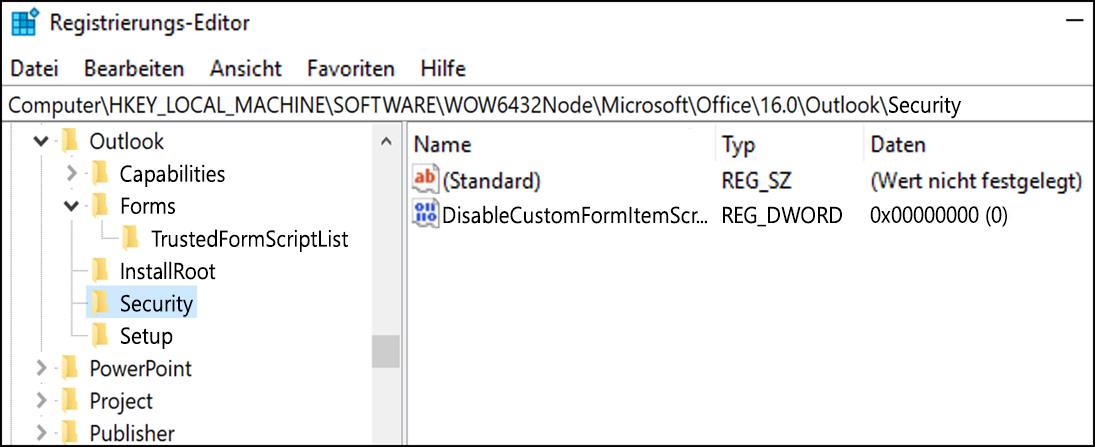 Korrekturen oder Problemumgehungen für aktuelle Probleme in Outlook für PC 1a964f73-cc0b-467e-9866-62fa10534596.png