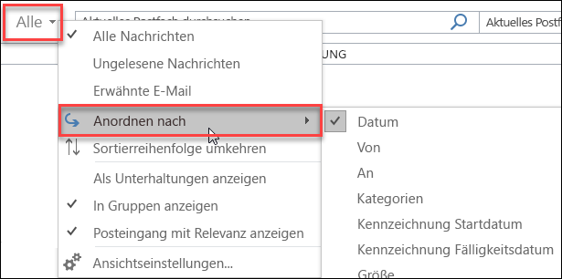 Korrekturen oder Problemumgehungen für aktuelle Probleme in Outlook für PC 2106235b-da68-4d36-99ce-cd7584bc288c.png