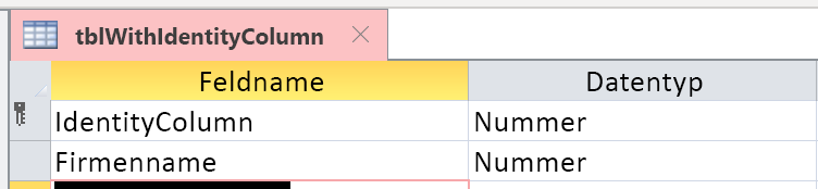 Access erkennt die Identitätsspalte in einer verknüpften SQL Server-Tabelle nicht 8d9d34aa-1b29-4d62-ae9d-6e3b26556e7a.png