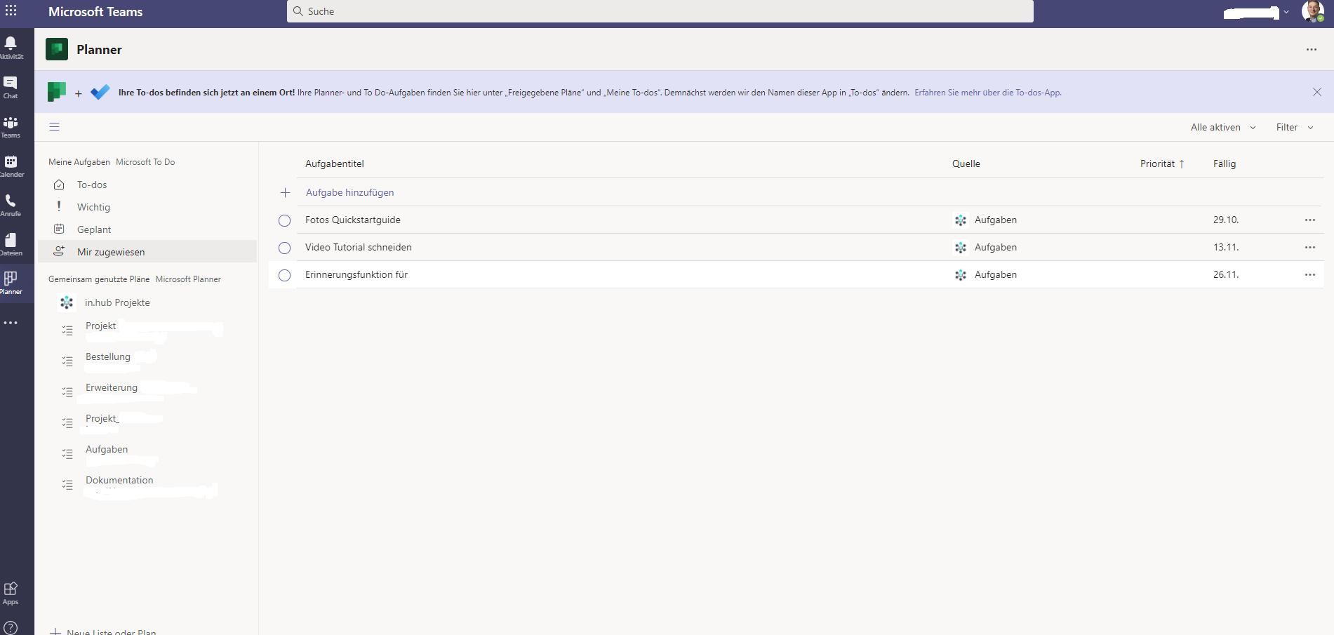"""Planner in Teams zeigt in der Desktop-App unter """"Mir zugewiesene"""" keine Aufgaben mehr an e51a0fb3-1b34-4208-90bf-9869a3a13c3a?upload=true.png"""