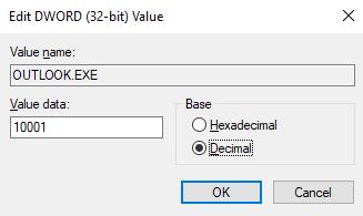 Nach der Installation des Grammarly-Add-Ins wird Outlook Today nicht ordnungsgemäß geladen. f2102cae-16ec-4a40-b97d-99e4687f7b3d.png