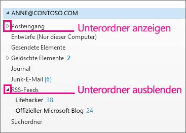 Wechseln zwischen Outlook-Ordnern f8267721-3e12-4f6e-b289-7110ee7138f0.png