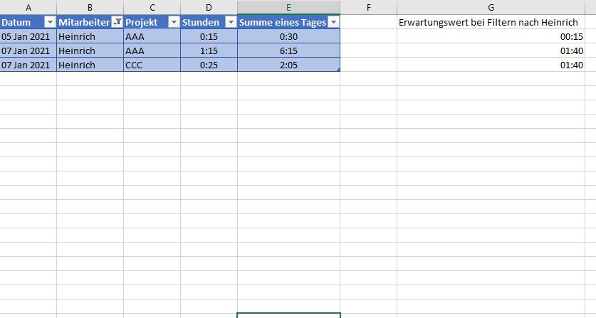 Summe Wenn mit Filter -> Teilergebnis und Summenprodukt upload_2021-9-3_18-5-15.png